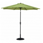 10'  Patio Umbrella With Auto Tilt and Crank