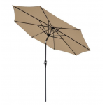 Premium Outdoor Tilting Patio Umbrella