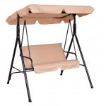 Love Seat Patio Canopy Swing