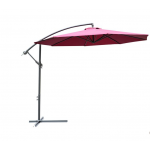 10' Steel Hanging  Patio Umbrella