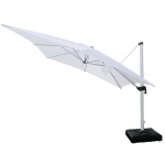 Rectangular  Cantilever Hanging Umbrella