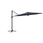 Deluxe Offset Patio Umbrella, Black